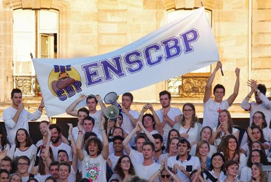 Vie associative à l'ENSCBP
